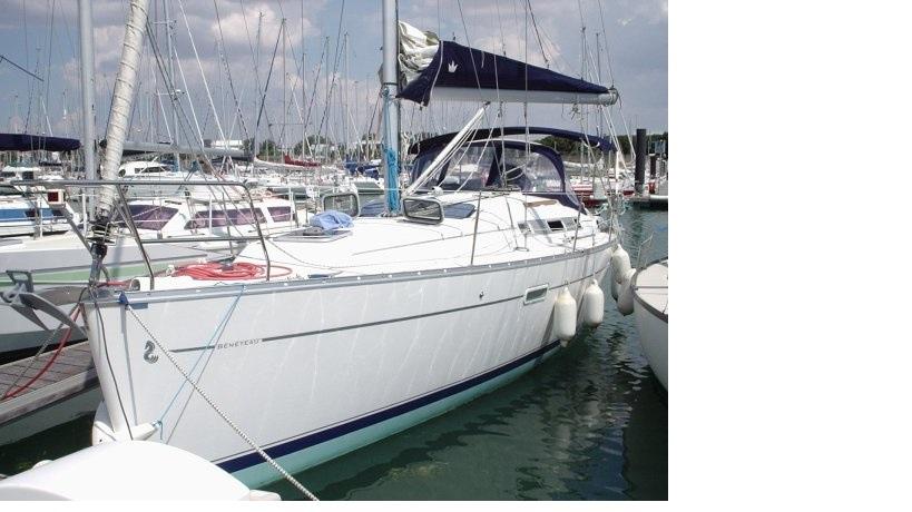 Mon bateau OCEANIS 343